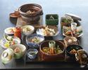 京懐石料理 13品