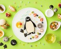 [Suica's penguin afternoon tea 20 meals a day only]