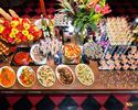 肉祭り【祝前日】3時間のブッフェ &フリードリンク