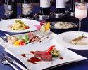 【ディナー】リアルの魅力をつめ込んだ人気No.1至福のコース 前菜・手打ちパスタ・2種メインなど 全8品