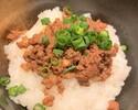 【TAKEOUT】紫峰牛のそぼろご飯