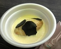 [Take out] Potato black truffle cream soup