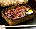 Omi beef Yasaka lunch