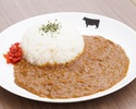 【テイクアウト】37特製カレーライス(スープ付き)