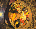 TG Seafood Paella