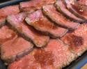 『肉山』赤身肉のローストビーフ丼
