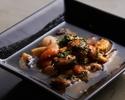 【テイクアウト】ウニとムール貝のガーリックオイル漬