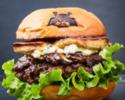 【TAKEOUT】フォアグラ照り焼きバーガー Foie gras Teriyaki burger