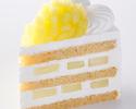 【デリバリー】スーパーメロンショートケーキ1ピース ¥1,620(税込)