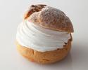 【デリバリー】新 和三盆シュークリーム1個 ¥650(税抜)