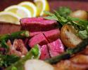 Dinner Wa Shunju course