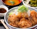 【テイクアウト】おろし鶏から丼