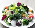【テイクアウト/宅配】15種野菜のデトックスサラダ