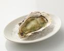 【テイクアウト】香草ガーリックバターの焼き牡蠣 2ピース