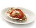 【テイクアウト】トマトソースとモッツァレラチーズの焼き牡蠣 2ピース
