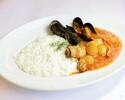 【テイクアウト】魚介のトマトクリームリゾット