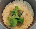 真鯛の釜飯(折詰め)