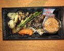 ⑲いろいろ野菜のグリルサラダ