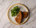 【TAKEAWAY】モッツァレラとセージバターのホットサンドイッチ