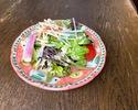 【テイクアウト】彩り野菜のサラダ