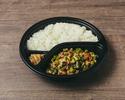【テイクアウト】⑤CINA特製挽肉炒め弁当