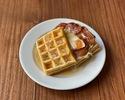 【TAKEOUT】①ワッフルサンドウィッチ Waffle Sandwich