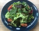 【テイクアウト】季節野菜のグリーンサラダ