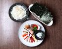 【デリバリー】手巻き寿司セット