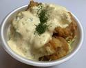 【TAKEOUT】チキン南蛮丼 Chicken namban Bowl