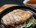選べるランチ弁当【黒豚ステーキ120g】
