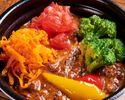 【テイクアウト】ビーフストロガノフ丼