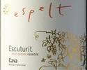 Take-out: Cava Escuturit Brut Reserva (Celler Espelt) N.V.