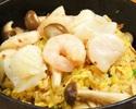 海鲜蘑菇XO酱炒饭