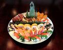 テイクアウト商品【寿司盛り合わせ】※要予約