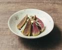 【テイクアウト】⑲ピリ辛牛タンうま煮