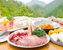 【よくばりBBQセット】国産牛肉2種、ホタテ貝柱など全8品
