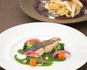 """【Lunch】 """"PLEASURE""""  a four-course meal (recommended)"""