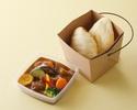 【TAKEOUT】④彩り野菜とチキンカレーBOX