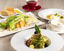【Summer 2021】Pasta Lunch Set Menu(Weekdays only)