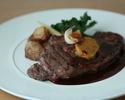 【期間限定】シェフのおすすめお肉メインのコース