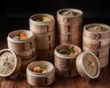 ディナー ハーフコース(麺飯なし)4500円