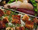 【TAKEOUT】ア・ニュ特製 花山椒鰻、フォアグラ味噌漬け弁当