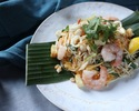 Pad Thai - Thai Style Stri Fried Noodle