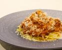 トリッパのトマト煮込み ピアチェンツァ風