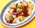 【テイクアウト】タコとジャガイモの温製サラダ
