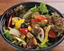 自家製ピクルス&オリーブのサラダ