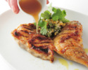 BRINED & BROILED FREE RANGE JAPANESE DATTE CHICKEN