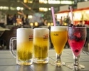 【Ladies Plan] 90-min free flow drinks with sparkling wine & 2 food tickets