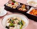 午餐桃花セット(ウーサントウカセット)
