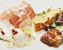 【応援プラン】お誕生日や記念日をお祝いするシェフ厳選プラン!!【Anniversario  chef's】(乾杯1ドリンク付)